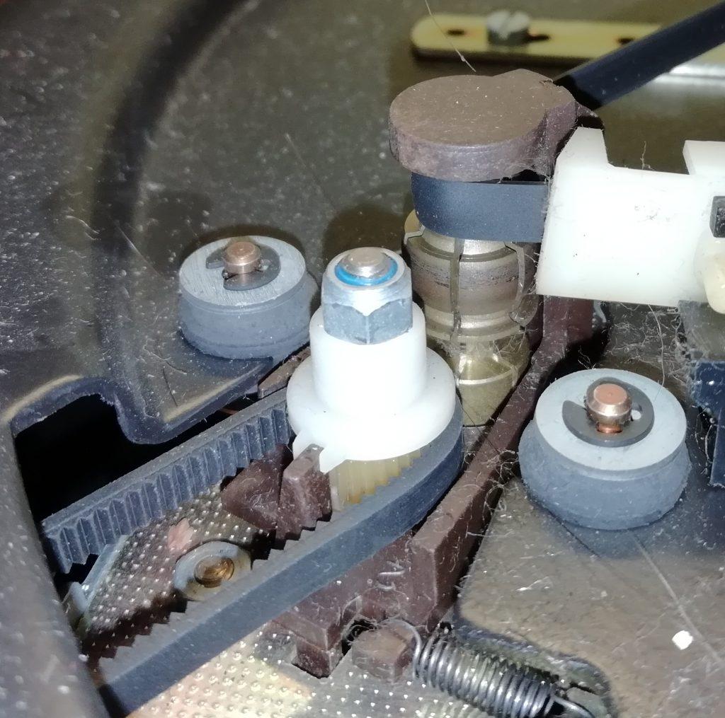 Dual 505 adjustment mechanism