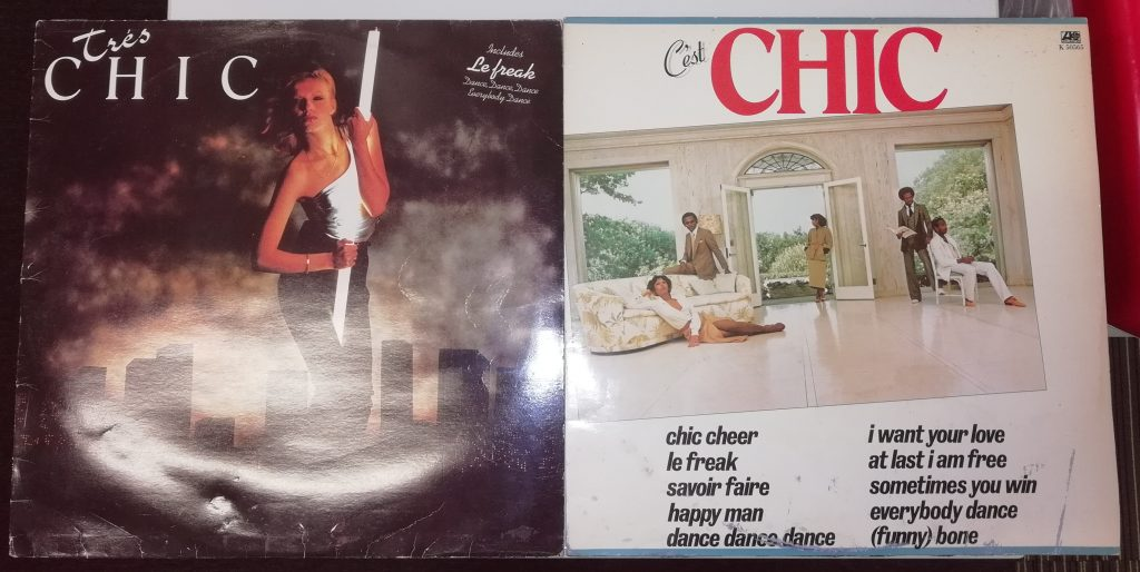 Chic compare covers