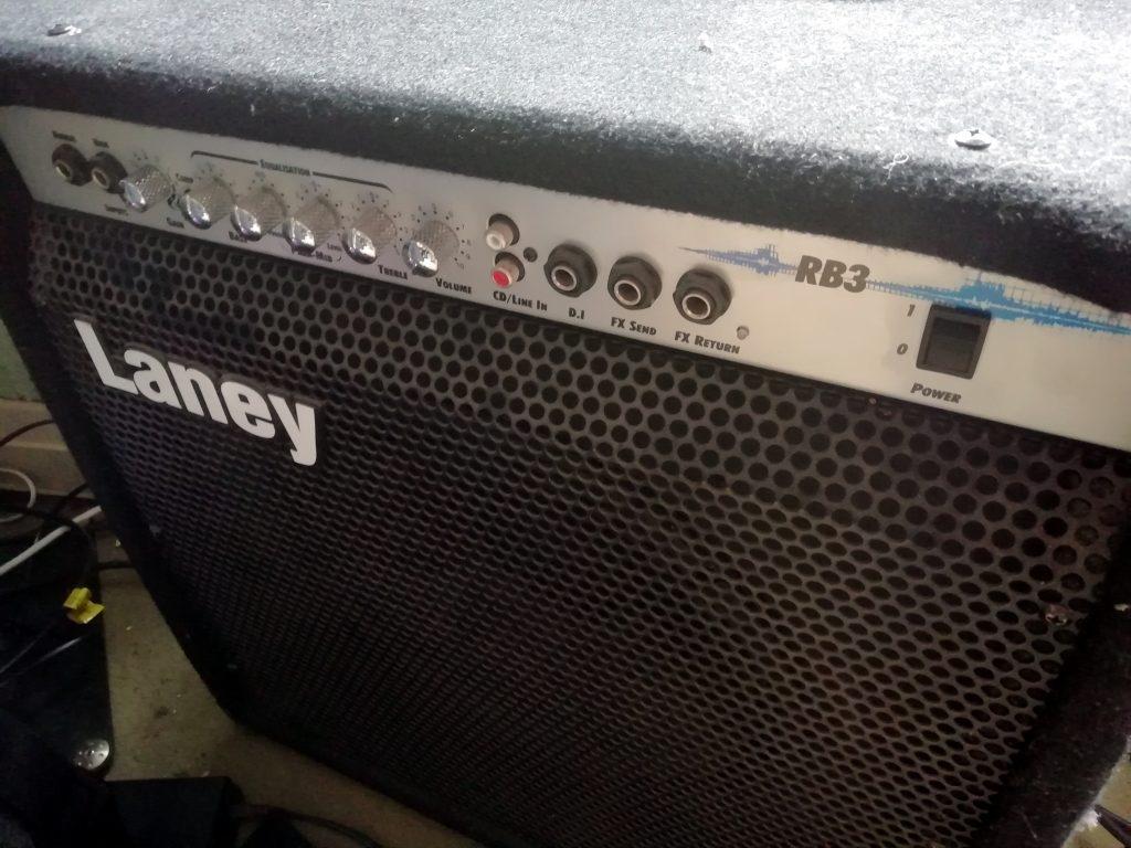 Laney RB3 Bass Guitar Amplifier