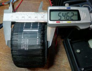 Cyrus Transformer measuring