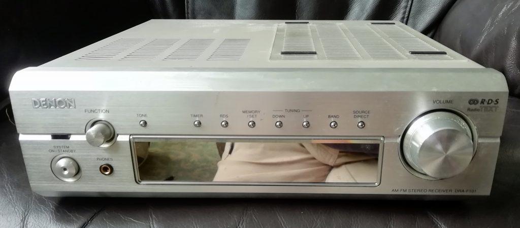 Denon receiver DRA-F101