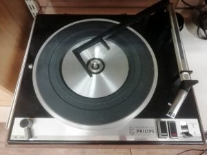 Philips Automatic Turntable
