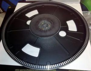 TechnicsPL-SQ200 platter