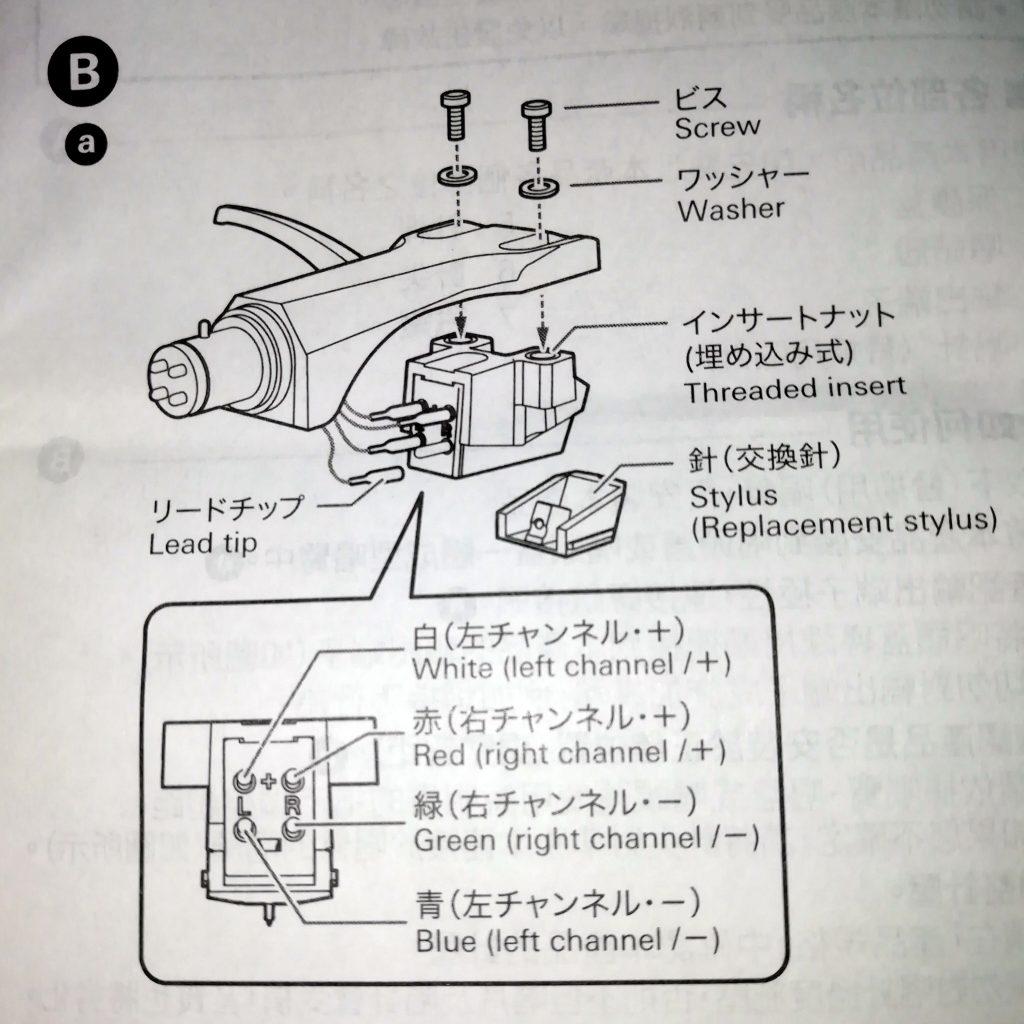 AT VM-95EN instructions