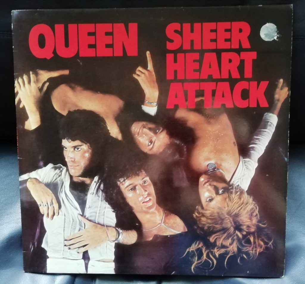 Queen. Sheer heart attack