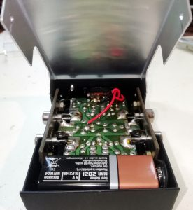 hama phono amplifier inside