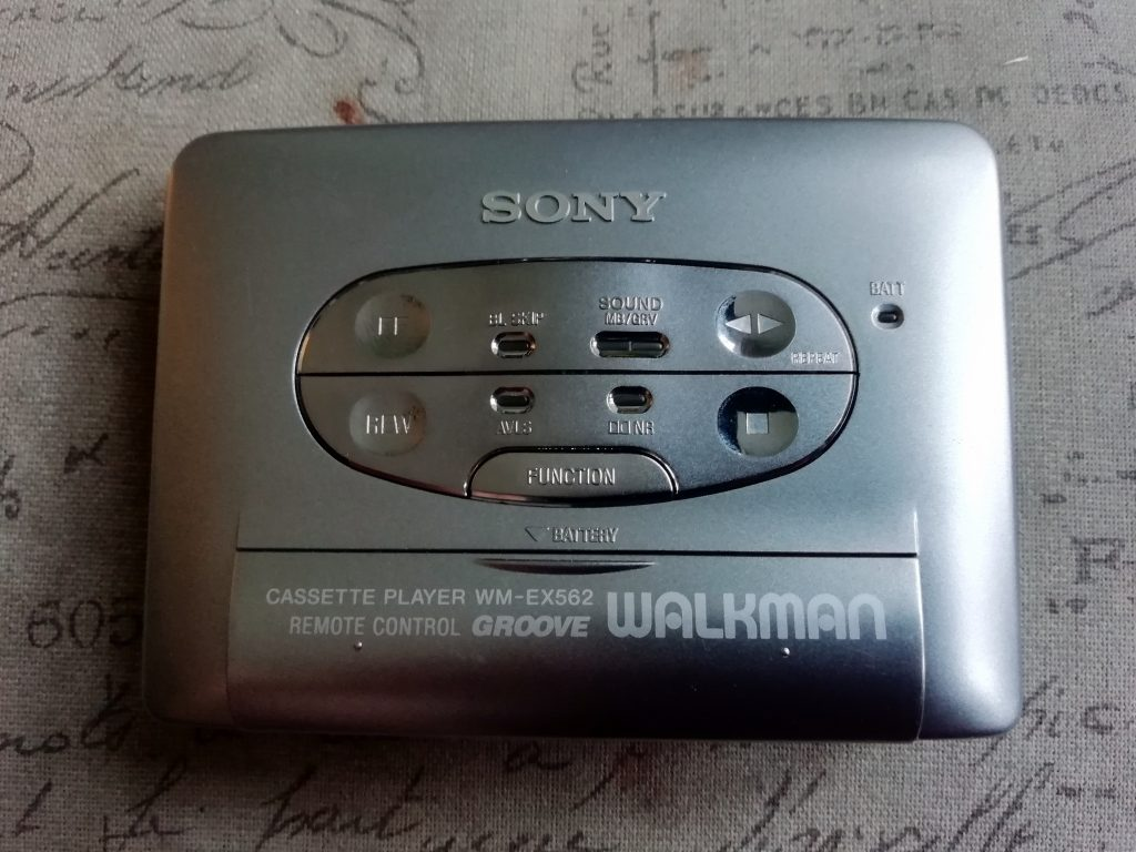 Sony WM-EX562 Walkman