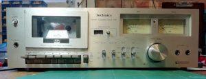 Technics 616 cassette deck