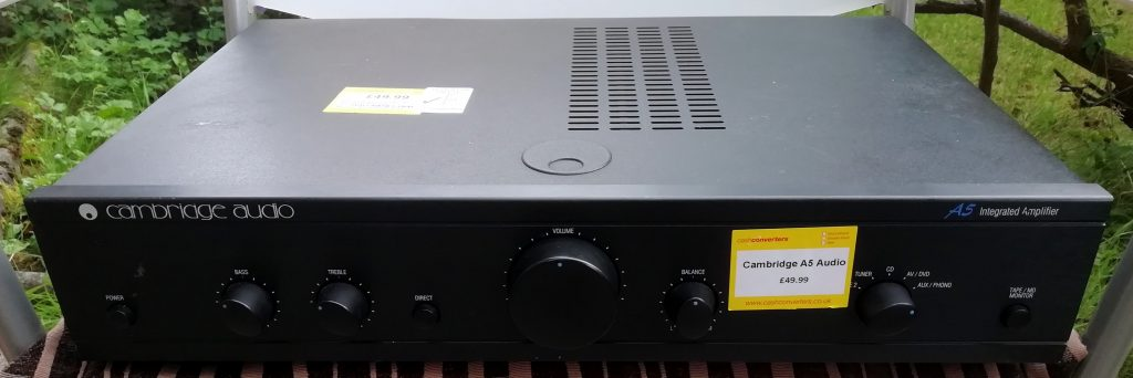 Cambridge Audio A5