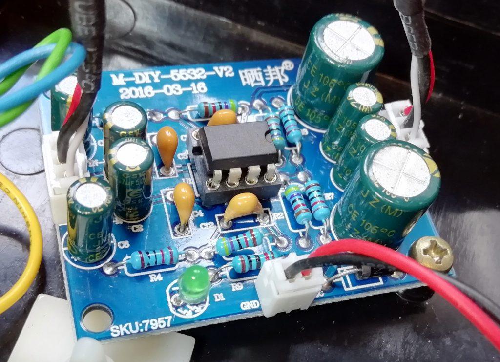 NE5532 Buffer Module