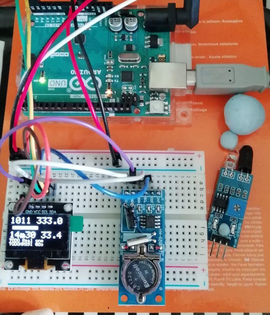 Prototype Electronic Counter
