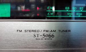 Sony ST-5066 Tuner