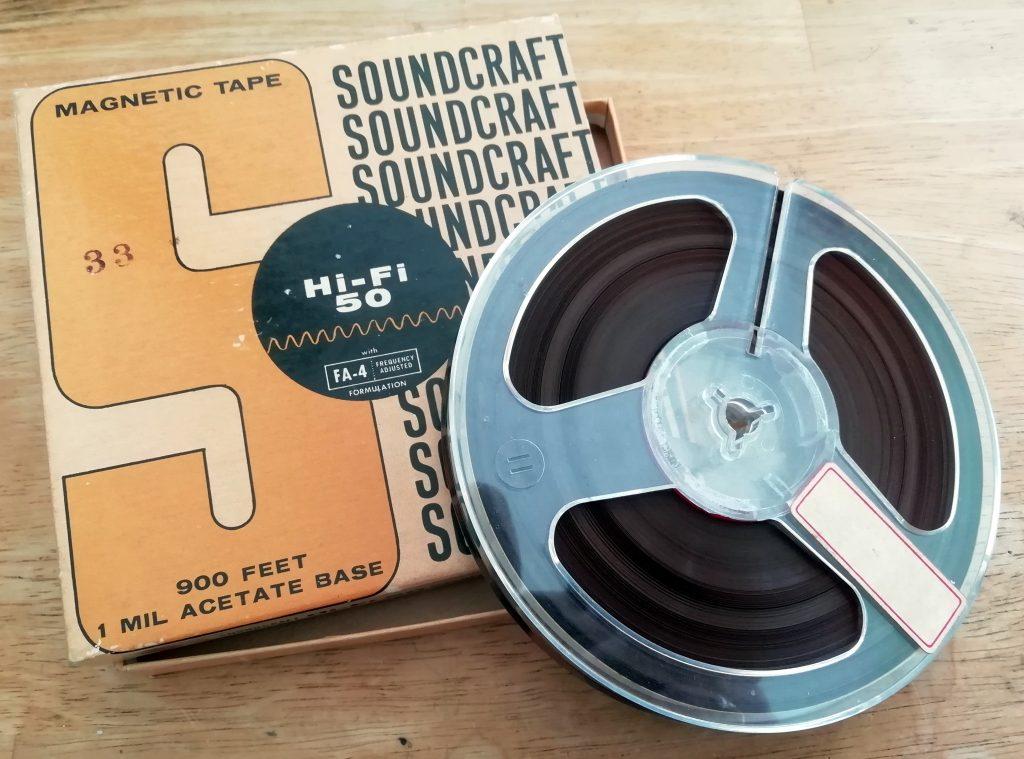 Anita baby tape.