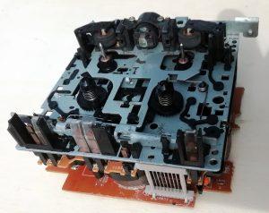 Technics auto reverse cassette mechanism